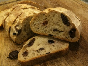 Olive Bread by Kevin Grayson 2010