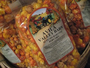 Some of Avila Valley Barn's Other Pumpkin Inspired Treats