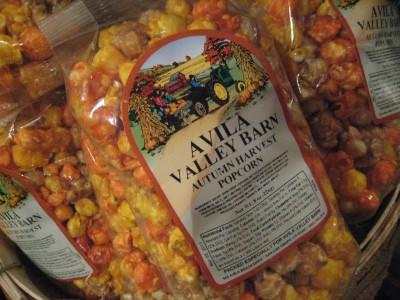 Some of Avila Valley Barn's Other Pumpkin Inspired Treats